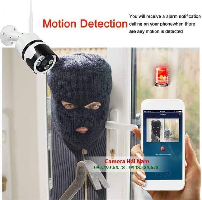 Camera giám sát wifi cho gia đình