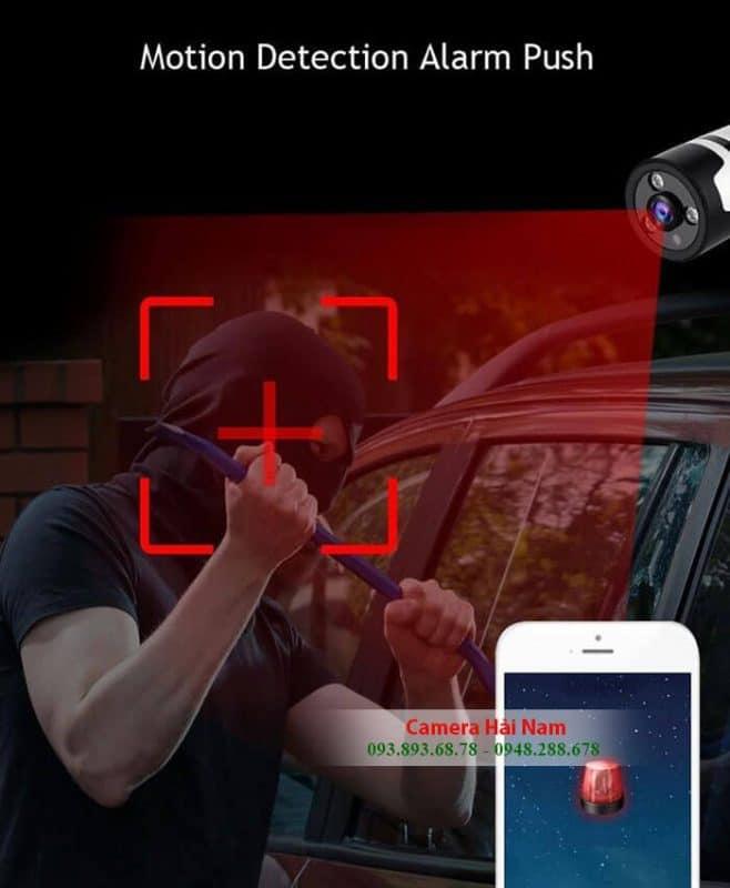 bật hồng ngoại camera yoosee