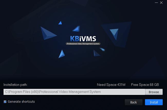 cài đặt kbivms trên máy tính