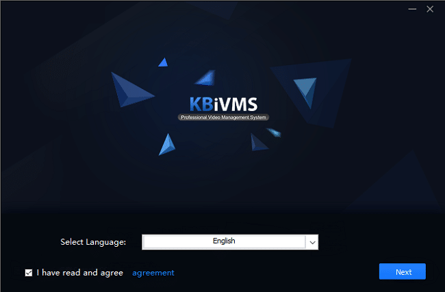 phần mềm xem kbvision