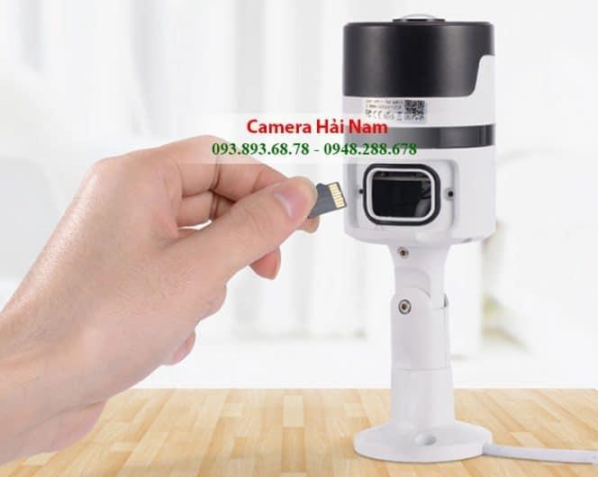 camera yoosee ngoài trời hỗ trợ thẻ nhớ 64gb