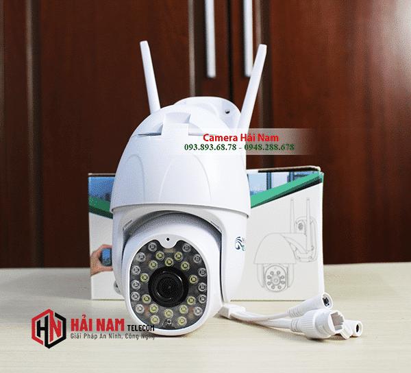 Camera Wifi Ngoài trời Yoosee 2MP, 3MP Giá Rẻ, Có màu ban đêm
