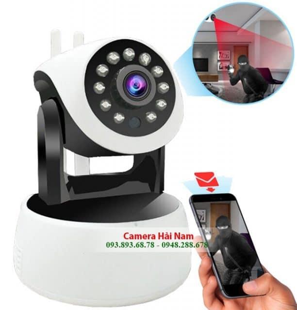 camera yoosee chống trộm báo qua điện thoại