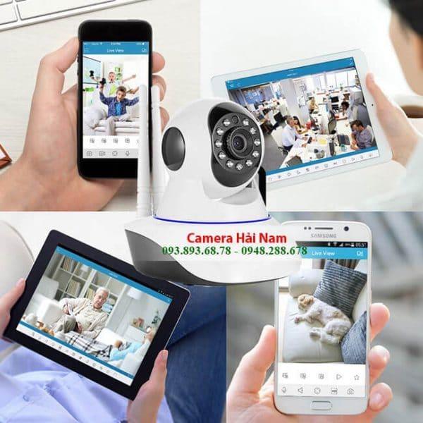 Camera yoosee đàm thoại hai chiều