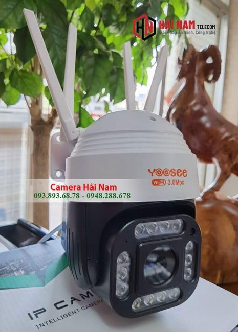 camera yoosee ngoai troi 3mp chinh hang