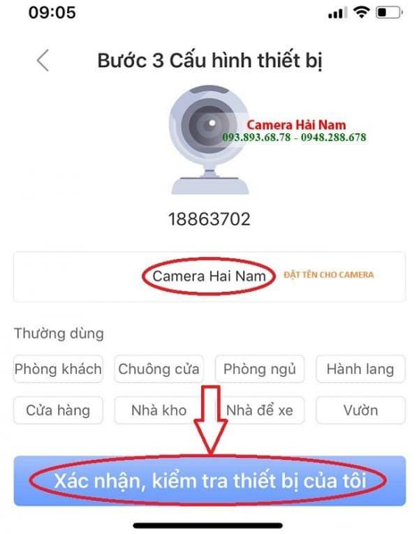 cách kết nối camera yoosee với điện thoại