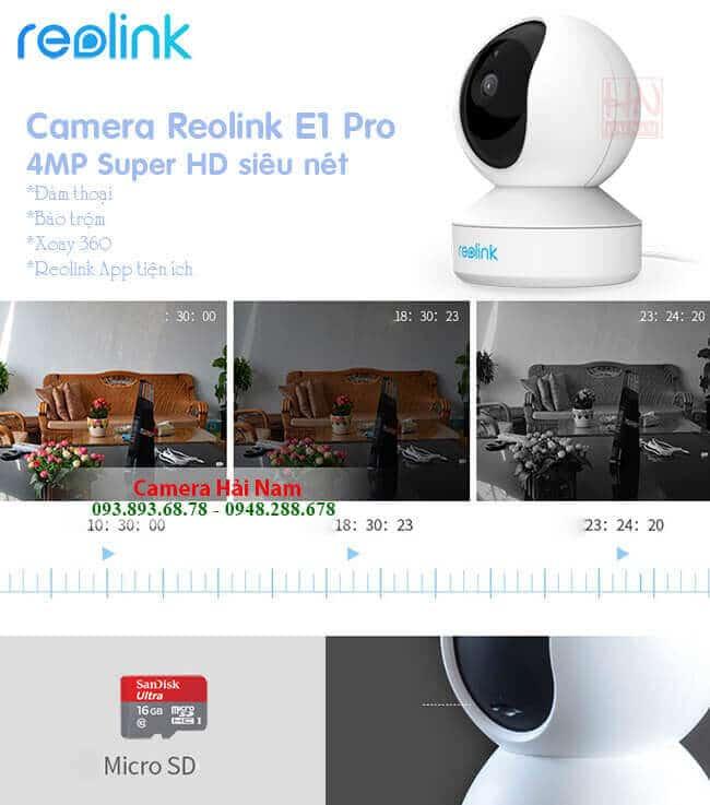 camera ip wifi reolink e1 3mp super hd 39