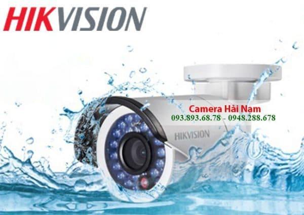 camera hikvision ngoài trời