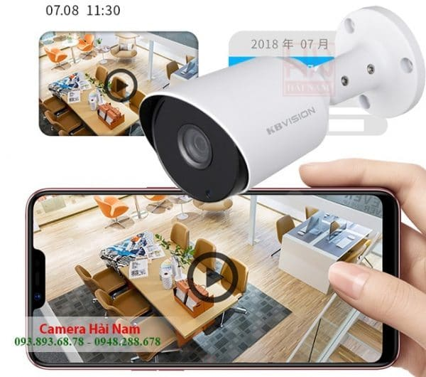 so sánh camera kbvision và hikvision