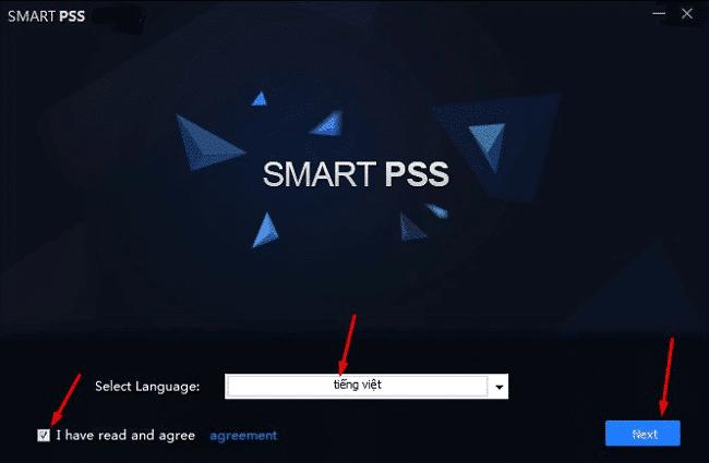 Smart PSS Dahua 2019