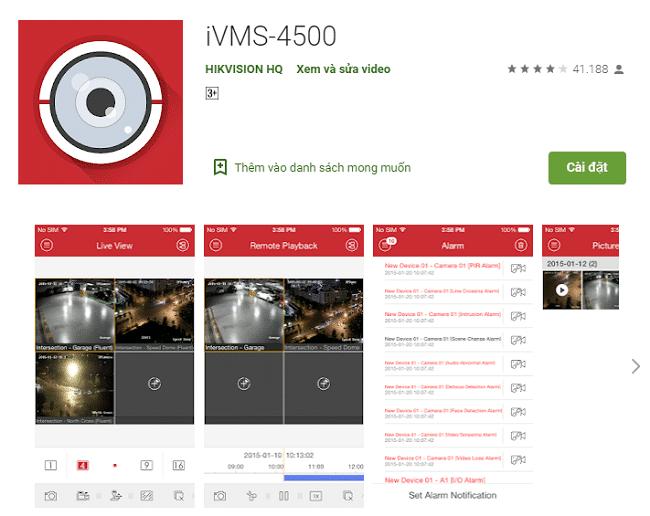 iVMS 4500