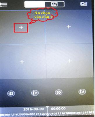 hướng dẫn xem lại camera dahua trên điện thoại Android