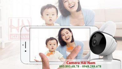 Photo of Lắp camera quan sát xem qua điện thoại, Internet từ xa