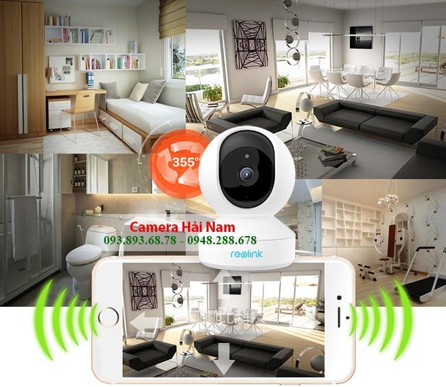 camera ip wifi reolink e1 pro super hd