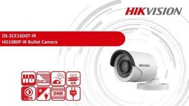 Photo of DS-2CE16D0T-IR   Camera HD TVI DS-2CE16D0T-IR 2MP