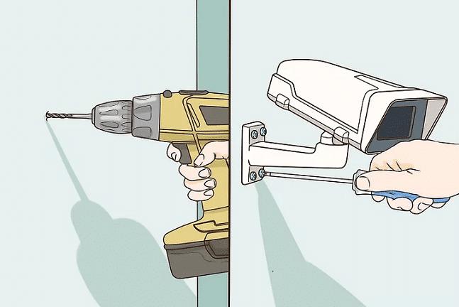 Cách tự lắp đặt camera quan sát tại nhà VIP hơn Thợ - Camera Wifi ...