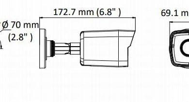 Photo of Camera DS-2CD1023G0E-I hồng ngoại 2.0 Megapixel H.265