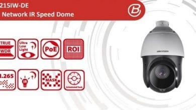 Photo of DS-2DE4215IW-DE: Camera IP Speed Dome quay quét 2MP