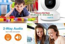 Photo of Camera WiFi có Loa & Mic đàm thoại 2 chiều Loại Tốt Nhất 2020