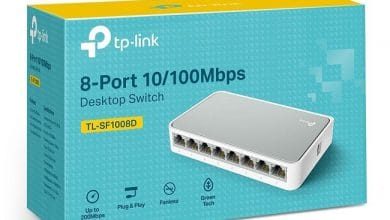 Photo of Switch 8 Port TP-LINK TL-SF1008D 10/100Mbps Chính Hãng 175K