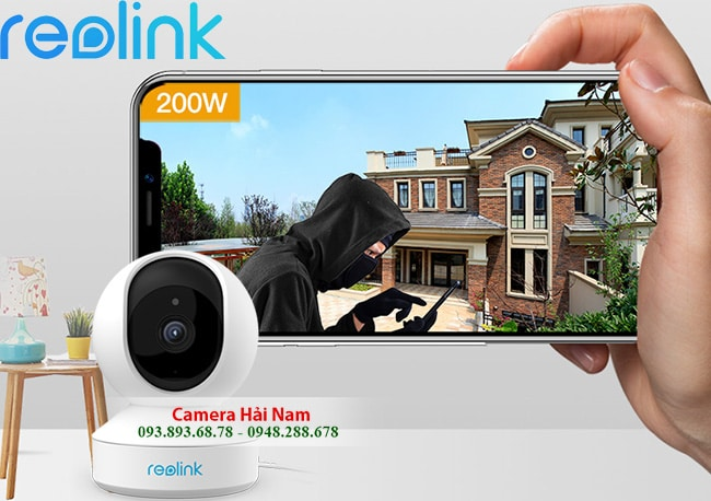 camera ip wifi reolink e1 3mp super hd 3