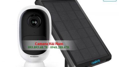 Photo of Camera WiFi dùng Pin mặt trời Chính Hãng mới nhất 2020