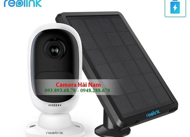 camera wifi nang luong mat troi