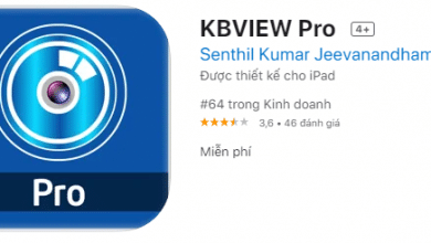 Photo of Tải KBVIEW Pro trên Android cho máy tính PC Windows, Mac OS