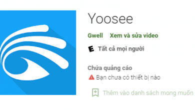 Photo of Hỏi đáp các lỗi của camera yoosee trên điện thoại, máy tính
