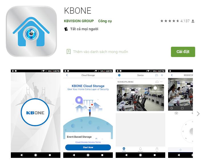 kbone cho android