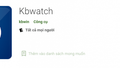 Photo of Cách tải KBWATCH trên máy tính PC Windows/Mac OS