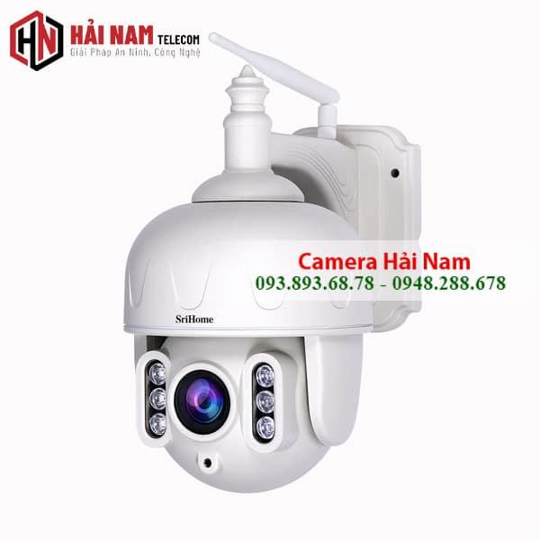 Camera Wifi Ngoai Troi 360 Zoom quang 5X 3MP Sac Nst