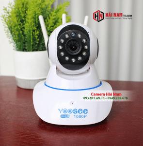 Camera wifi Yoosee 2MP 3 rau
